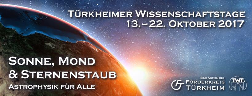 Türkheimer Wissenschaftstage (13. – 22. Oktober 2017)